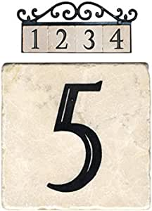 NACH 大理石屋地址/数字瓷砖 5 米色 692000136539