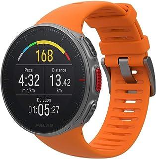 Polar 博能 Vantage V 優質 GPS HRM運動手表,中性,超長電池壽命,適合各種運動和鐵人三項運動,訓練心率監測,防水