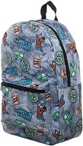 Scooby Doo 背包神秘机包 - 史努比礼物 Mystery Machine 背包 升华背包