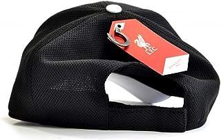 利物浦面料精细的鸟类棒球帽 黑色 Gustav