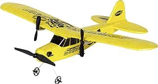 Carson 500505029 500505029-Stinger 340 2.4G RTF,遥控飞机模型,模型,遥控飞机,包括电池和遥控器,100%可飞,黄色