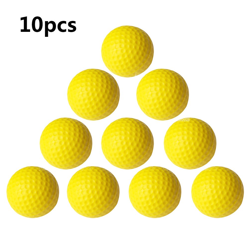 smartlife15泡沫海绵软弹性高尔夫球室内户外高尔夫训练辅助器材球