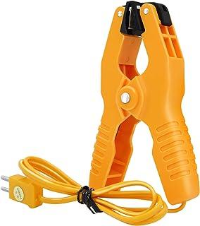 Pipe Clamp K-型热情探头,测量温度范围 -40 至 392 °F(-40 至 200 °C),黄色,Hti-Xintai