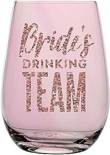 倾斜系列 567 毫升不锈钢*杯 - 新娘饮水团队(粉色)