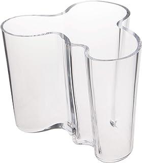 Iittala Alvar Aalto 透明花瓶,120毫米