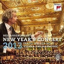 进口DVD:2013年维也纳新年音乐会 New Year Concert 2013(DVD)88765411669