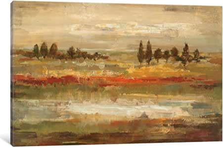 iCanvasART WAC1243-1PC6-26x18 Summer Fields Canvas Print by Silvia Vassileva, 26 by 18-Inch, 1.5-Inch Deep