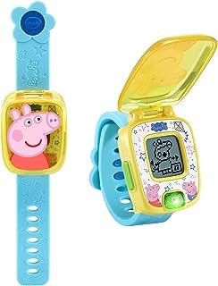 VTech 伟易达 Peppa 小猪学习手表 蓝色