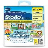 Vtech 80-3233323 Storio 山毛榉儿童歌曲(荷兰语)