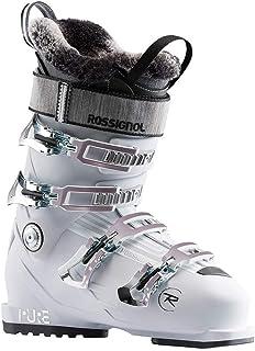 Rossignol 女式 Pure Pro 90 滑雪靴 - 白色