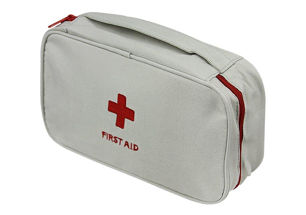ポータブル緊急エアパックバッグ小さな救急箱小さな救急キットには、ホームオフィスのバックパックのハイキング旅行キャンプスポーツカー用のパッケージに乗って屋外ジム*