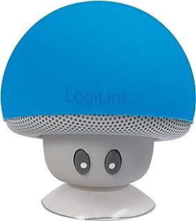 "Mobile Bluetooth speaker, Design""mushroom"" 黑色SP0054BL"
