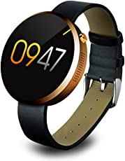YOOZOO优者 DM360系列 智能手表 测心率 即时双向通话功能 媒体功能:播放音乐、远程拍照 健康计步 睡眠质量检测 智能提醒 语音对讲 防丢寻找 生活防水 吸附式充电 DM360