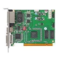 Linsn TS802 发送卡 LED 显示屏同步控制卡(更新版本)及软件配置说明