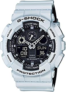 G-Shock GA-100 *系列手表 - 白色/均碼