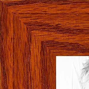 """相框,松木黑着色,3.81 cm 宽 蜂蜜色 14 x 20"""" 2WOM0066-80206-YHNY-14x20"""