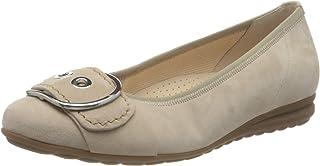 Gabor 女士 Comfort Sport 浅口芭蕾舞鞋