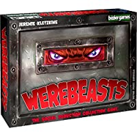 Werebeasts Party Strategy Fast Paced Interactive Bezier Games BEZWBST