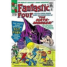 Fantastic Four (1961-1998) #21 (Fantastic Four (1961-1996)) (English Edition)