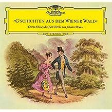 进口LP:维也纳森林的故事圆舞曲/费伦茨·弗利克赛(黑胶唱片) Strauss.J.I/II:G'schichten aus dem Wienerwald/Ferenc Fricsay(LP)4795890