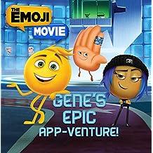 Gene's Epic App-venture! (The Emoji Movie) (English Edition)