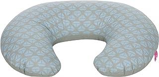 Motherhood 哺乳枕符合人体工程学,Öko-Tex Standard 100 Schiffe blau