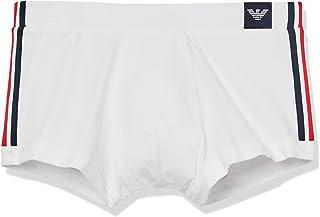 Emporio Armani 安普里奥·阿玛尼 男式标志带平角内裤