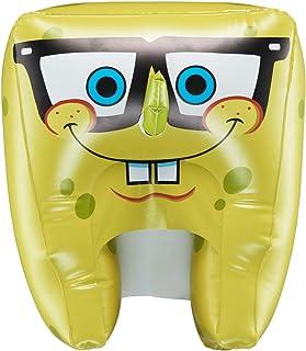 SpongeBob SquarePants | 2 英尺充气人物头部 Child SpongeBob (Geeky) 混合