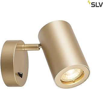 SLV Enola_B 壁灯,电木,软金色