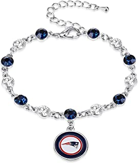 NFL 双色水晶手链
