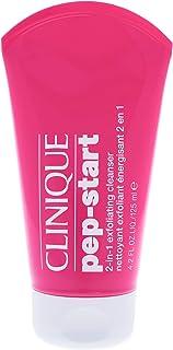 Clinique Pep-Start 二合一去角质洁面乳,4.2 盎司