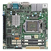 Supermicro Motherboard MBD-X11SCV-Q-O Core i7/i5/i3 Q370 LGA1151 32GB DDR4 PCI Express mini ITX/迷你ITX 零售