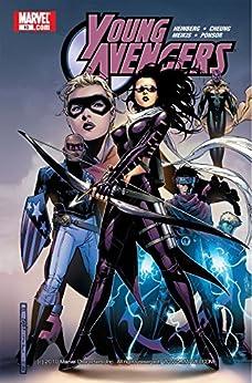 """Young Avengers (2005-2006) #10 (English Edition)"",作者:[Heinberg, Allan]"