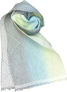 日式色 三层织物 蓬松 披肩 网代纹 礼服 日本制造