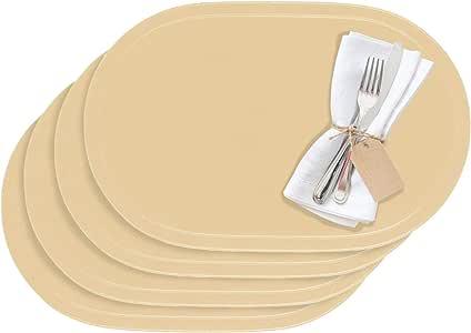Westmark 餐桌套装,4件,45.5 x 29厘米,乙烯基 米色 45.5 x 29 cm 01058104150
