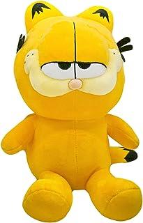 加菲猫和朋友电视节目,胖,懒惰,Cynical-But-Endearing 猫毛绒玩具,儿童玩具,13.5英寸(约34.3厘米)