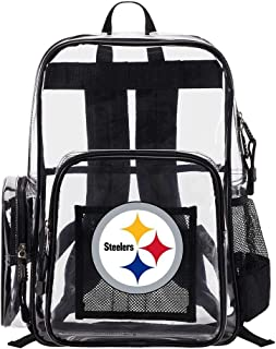 The Northwest Company Pittsburgh Steelers NFL Dimension Clear 背包