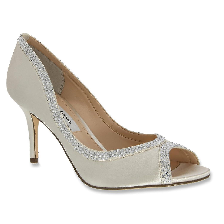 什么�yb�9�jz�y.#��-�.���)�.�_nina 女式 viviana-ys 高跟鞋 ivory * 9 b(m) us