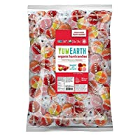 YumEarth Organic Favorite Fruit Hard Candy, 5 Pound Bag