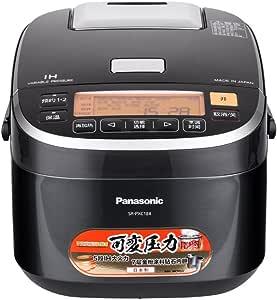 Panasonic 松下 产地日本 5升 IH 电饭煲SR-PXC184KSQ 电饭锅 高端 原装进口IH电饭煲 5L松下电饭锅 SR-PXC184 适合5-7个人 国行正品 顺丰发货