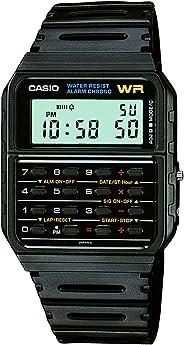 CASIO 卡西欧 日本品牌 电子男士手表 CA-53W-1Z