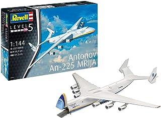 Revell RV04958 Antonov An-225 Mrija Flugzeugmodellbausatz 1:144 塑料飞机模型套件,各种,58.7厘米