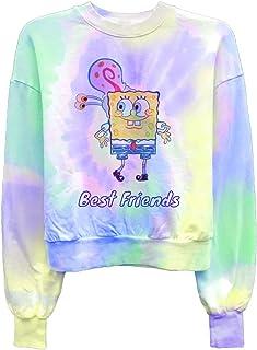 SpongeBob SquarePants 女孩扎染运动衫