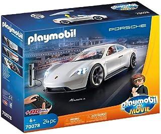 Playmobil 摩比世界 THE MOVIE 70078 Rex Dasher的保时捷Mission E,适合6岁以上