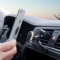 Whirldy 车载手机支架 手机支架 车用磁力手机架 出风口 单手操作 兼容3.5-6.3英寸手机 磁性 手机座 汽车用品 多功能 通用型