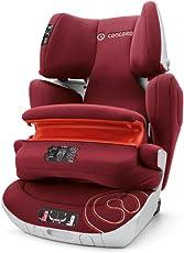 德国CONCORD 儿童汽车安全座椅 Transformer变形金刚 XT PRO 西红柿红 德国进口 适合9kg-36kg,约9个月-12岁,带isofix硬接口(跨境自营]包邮包税) 部分商品非原厂包装|二次包装