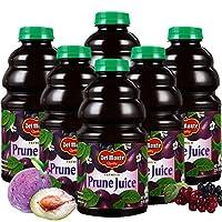 美国原装进口Del Monte地扪西梅汁946ml*6瓶果汁饮料饮品