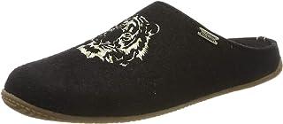 Living Kitzbühel 女童拖鞋 带虎皮鞋 带鞋垫