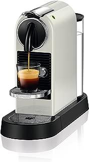 DeLonghi 德龍 Nespresso EN167.B Citiz 膠囊咖啡機 白色