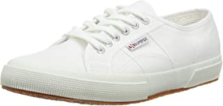 Superga 2750 系列 男 basic 基本款 生活休闲鞋 S000010-901 白色 42 (EU 42)